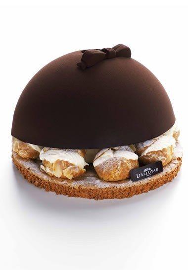 Dalloyau Je veux goûter ça. Père Noëëël ?!? #gateau #french #patisserie