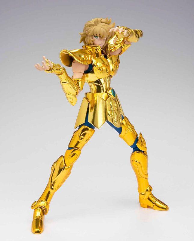 NEW BANDAI SAINT SEIYA GOLD CLOTH MYTH EX LEO AIOLIA Revival Version