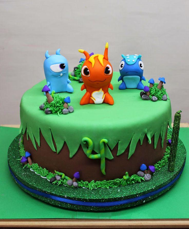 torta slugterra - Buscar con Google