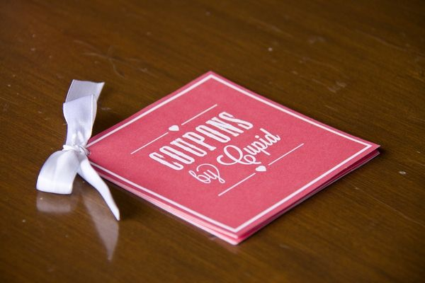 Coupon book for Husband for V-day... Free download