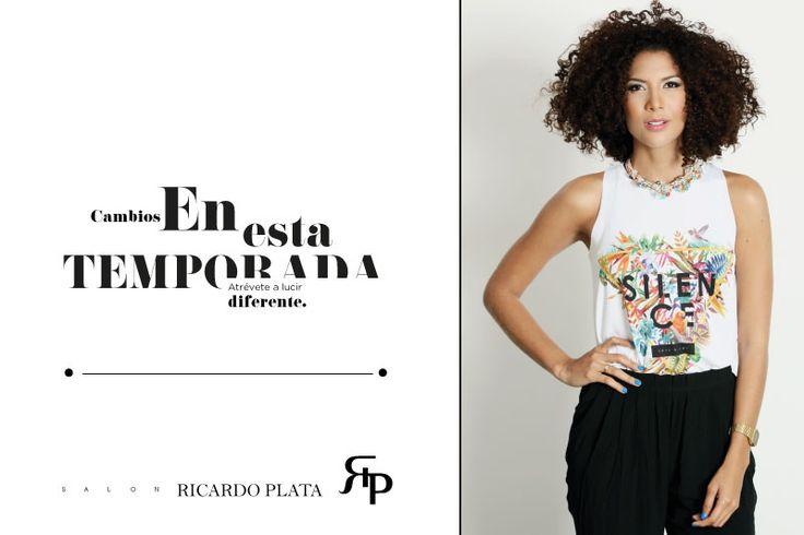 Postales, salón de belleza Ricardo Plata