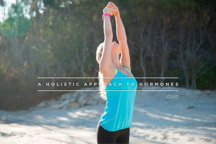 A Holistic Approach To Hormones By Dr Libby | Move Nourish Believe