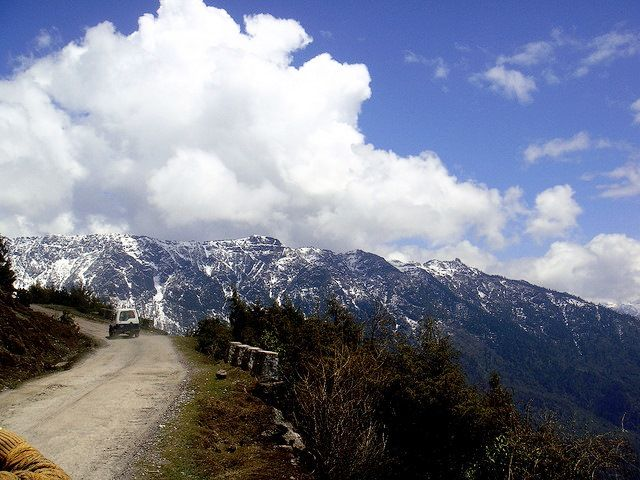 Tawang Town, Arunachal Pradesh is one of the most serene and magnificent hill stations