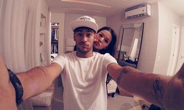 Por Dentro... em Rosa: Neymar e Bruna são más influências para a juventud...