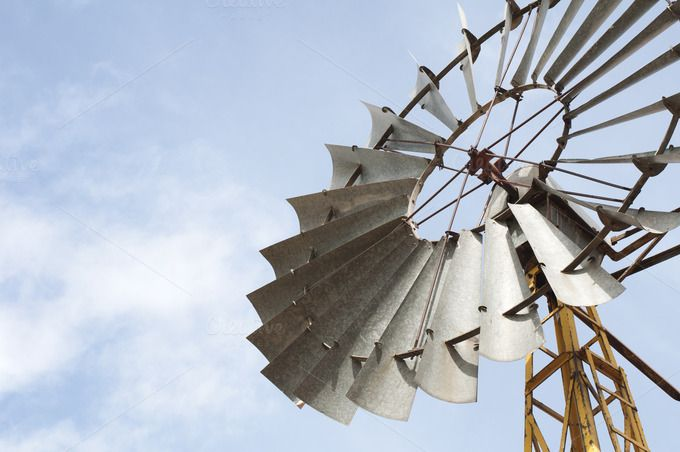 Check out Old windmill by Deyan Georgiev  on Creative Market {IT!}  $12