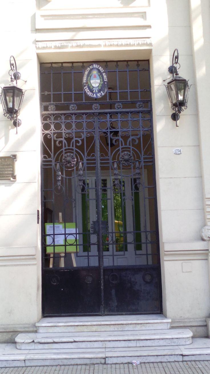 Escuela N°1 de San Miguel