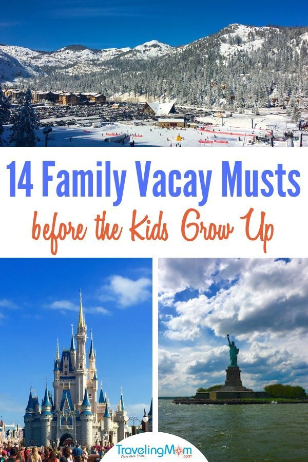 Best Vacations For Teens Family Travel Destinations Family