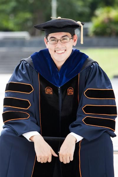 University of Virginia Doctoral Regalia: Premium quality at affordable prices. Only at $429 for a complete set (Doctoral gown, hood & Tam). Celebrate your PhD Graduation in style with PhinisheD Gown!