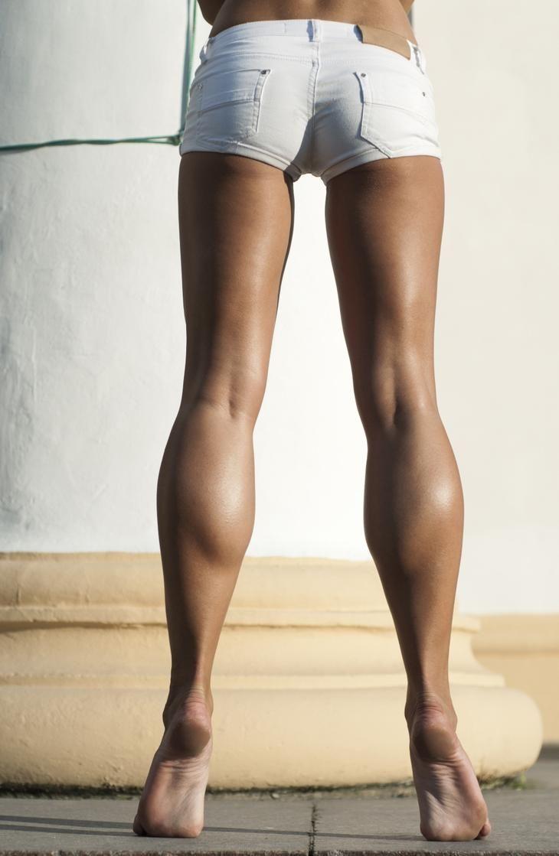 парке женские икры ног фото воздухе щука