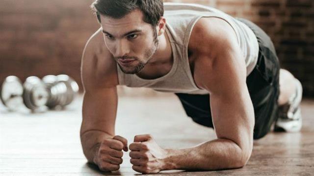 La plancha es uno de los ejercicios en los que se logra una mayor contracción isométrica de la musculatura profunda abdominal