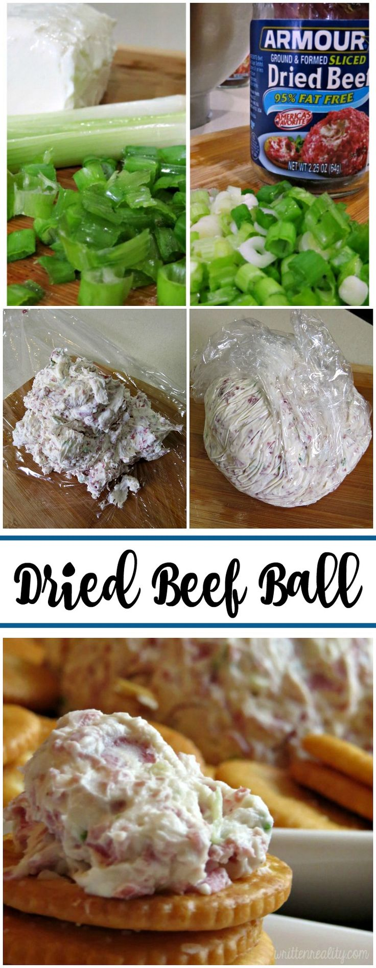 Dried Beef Ball Recipe