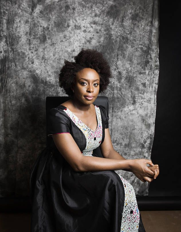 Chimamanda Ngozi Adichie on the World of African Literature - WSJ