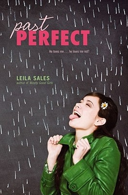 """""""past perfect"""" by leila sales """"The novel's super-funny main character, Chelsea, works as a historic interpreter at a Colonial village, which is in a giant feud with the Civil War Reenactment village across the street..."""""""