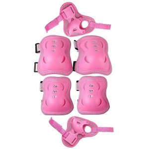 Rbenxia Kid Toddlers Cycling Roller Skating Knee Elbow Wrist Protective Pads for Skateboard This is not a Fisher Price product but I felt I had to add safety gear along with the skates. http://awsomegadgetsandtoysforgirlsandboys.com/fisher-price-toys-3-year-olds/ Rbenxia Kid Toddlers Cycling Roller Skating Knee Elbow Wrist Protective Pads for Skateboard