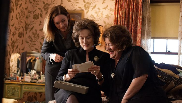 Meryl Streep, Margo Martindale on Playing 'August: Osage County's' Volatile Sisters