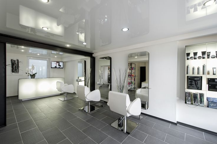 salon furniture | ... Salon furniture Made in France - Salon design - Hair and beauty salon