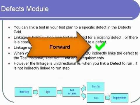 Quality Center 10 : Defect Linkage