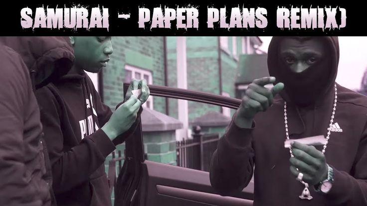 Samurai - Paper Plans (Remix) (Music Video) | @MixtapeMadness - reaction