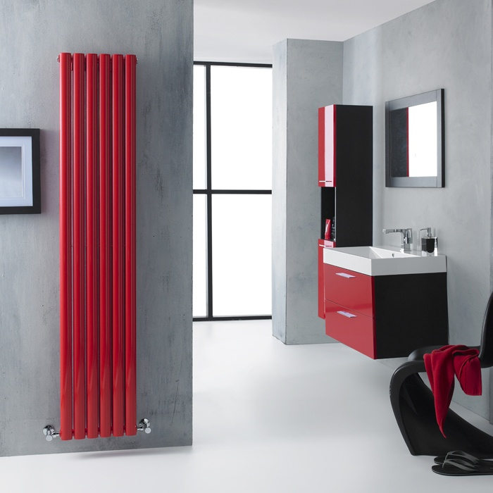 12 best red bathroom ideas images on pinterest | bathroom ideas