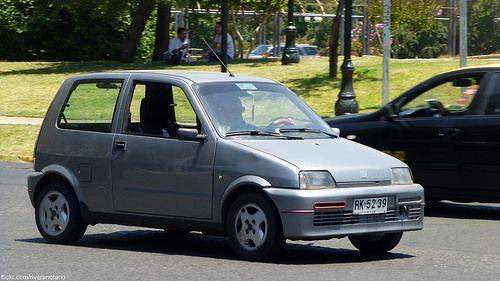 Fiat Cinquecento - Santiago, Chile