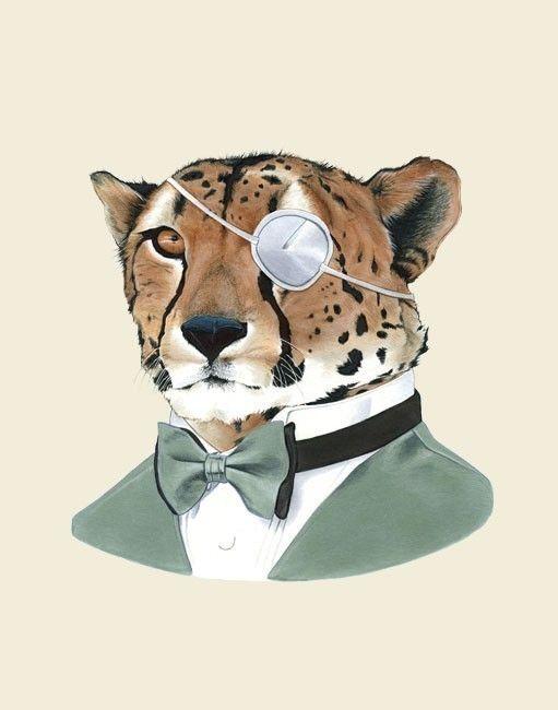On my wall...Ryan Berkley, Animal Art, Cheetah Print, Ryanberkley, Art Prints, Berkley Illustration, Animal Illustration, Animal Portraits, Cheetahs Prints