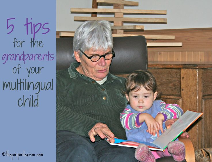 how to help bilingual parents in child care