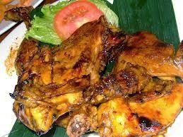 Resep ayam bakar padang, cara membuat ayam bakar khas kota padang