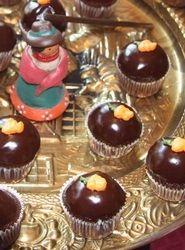 Chocolate Kick cupcakes.