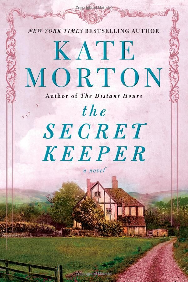 The Secret Keeper: A Novel: Kate Morton: Another spellbinding story, right to the end.  Loved it!