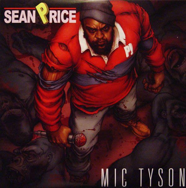 Sean Price - Mic Tyson 2xLP, Album Duck Down DDM LP 2230