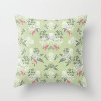 Throw Pillows by Formstigen 2A | Society6
