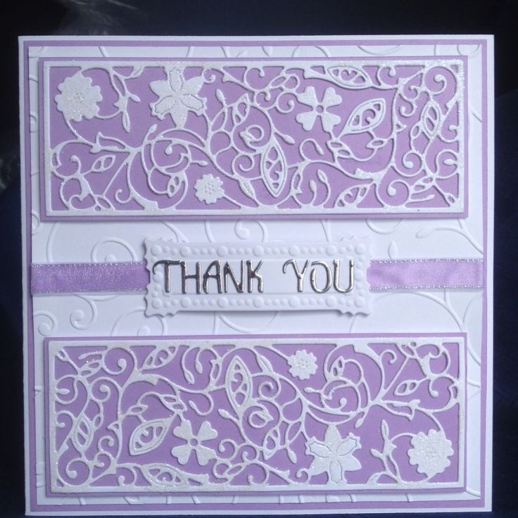 Tattered lace floral panel
