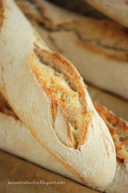 pszenne chlebki na zakwasie