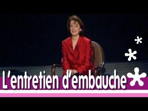 Anne Roumanoff : réussir son entretien d'embauche !