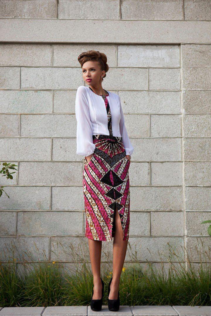 More Prints For Your Wardrobe // Modahnik Spring Summer 2013 Lookbook