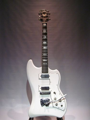 Guild Thunderbird - Muddy Water's guitar