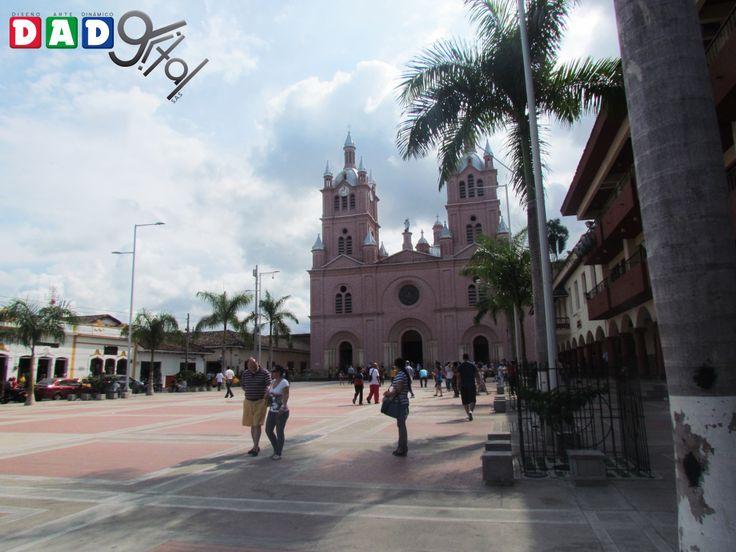 Plaza Principal Buga