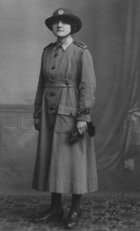 The Women's Army Auxiliary Corps was formed in July 1917. This was the first Army Unit for Women. WAACs served as cooks, waitresses, clerks, and telephonists.