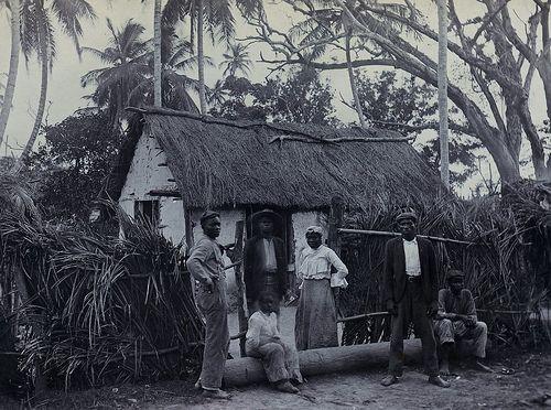 Country home, Jamaica.