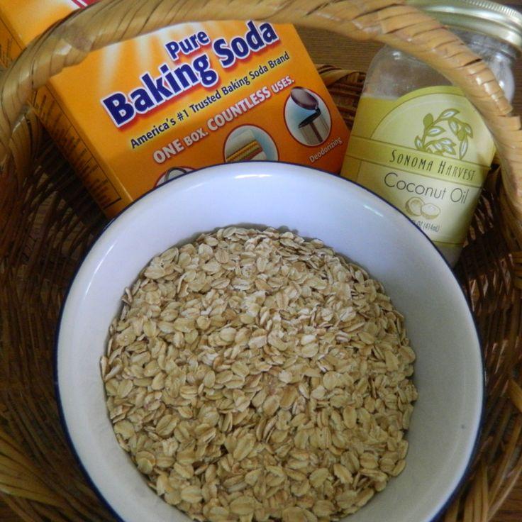 Itch Relief Oatmeal Bath Recipe | Just A Pinch Recipes
