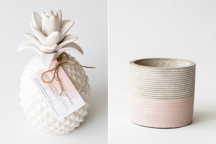 Portfolio / Little Pippa Candles » josette.com.au