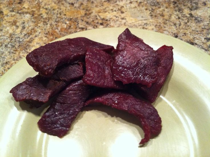 Tired of venison jerky that's a chore to make and tastes like cardboard? Here's the absolute best venison jerky recipe. It's simple and is made in the oven.