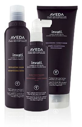 Learn more about the system | Aveda Invati - Nature's Solution for Thinning Hair