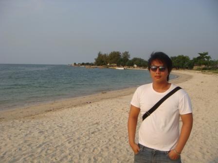 at Kartini Beach Jepara