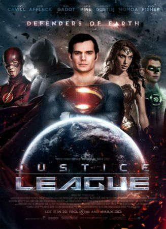 фильм Лига справедливости: Часть 1 (2017)