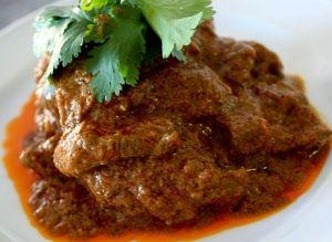 daging bumbu bali - pittig, gestoofd rundvlees