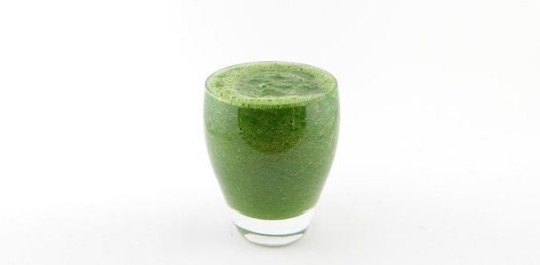 Boerenkool banaan peer smoothie - kale banana pear smoothie