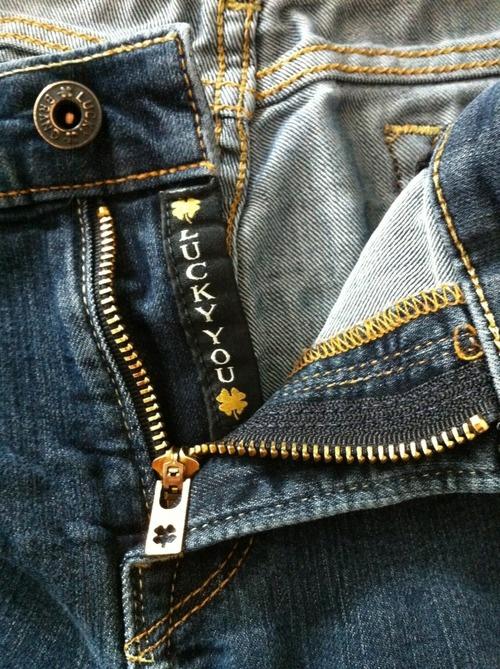 best kept secret // lucky brand jeans are the bestest :)