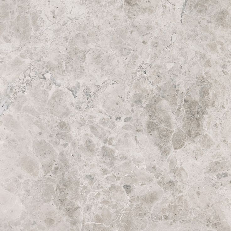 Silver Shadow Honed Marble Tiles 18x18 | Country Floors Of America