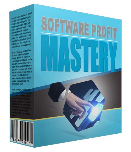 #Software Profit #Mastery #PLRVideo Course - Why You Should Get Into The Lucrative #SoftwareBusiness?  The thing is that, if you are not familiar with the environment, inside this video series are the necessary information that you need for you to study the ins and outs of this new type of online #businessmodel.